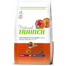 TRAINER Natural Medium Adult Prosciutto a rýže 3kg