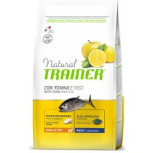 TRAINER Natural Small&Toy Adult Ryba a rýže 800g