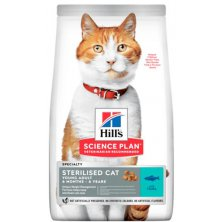 Hill´s Science Plan Feline  Young Adult Sterilised Tuna 10 kg NOVÝ