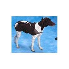 Bandáž břišní pro psy BUSTER se such. zipem,XS 36x12cm