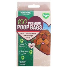 Degradable Doggy Bags 100pc