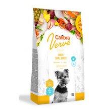 Calibra Dog Verve GF Junior Small Chicken&Duck 1,2kg