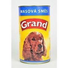 GRAND konz. pes masová směs 1300g