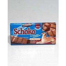 Esquisita Čokoláda hnědá s vitaminy 100g TR