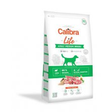 AKCE - Calibra Dog Life Adult Medium Breed Lamb  2,5kg