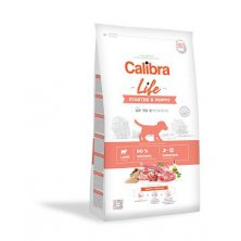 AKCE - Calibra Dog Life Starter & Puppy Lamb 2,5kg