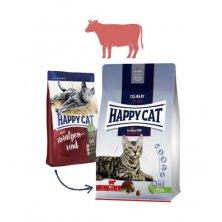HAPPY CAT NEW Culinary Voralpen-Rind / Hovězí 10kg