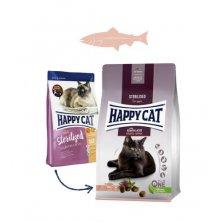 Happy Cat NEW Sterilised Atlantik-Lachs / Losos 300g