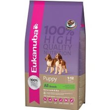 Eukanuba Dog Puppy&Junior Lamb&Rice  1kg