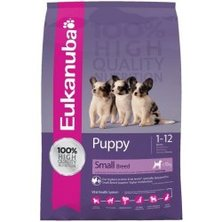 Eukanuba Dog Puppy&Junior Small 3kg