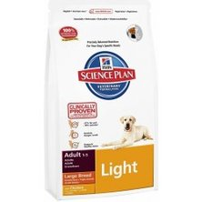 Hill´s Canine  Dry Adult Light Large 12kg
