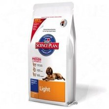 Hill´s Canine  Dry Adult Light 12kg