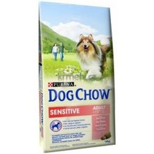 Purina Dog Chow Adult Sensitive Salmon 14 kg
