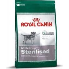 Royal canin Kom. Mini Sterilised2kg