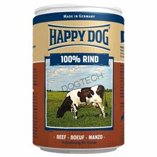 KONZERVA HAPPY DOG RIND PUR 400g