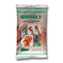 Roboran D pro drůbež plv 1kg
